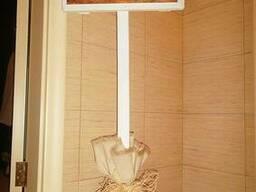 Аренда. Табличка на деревянной ножке