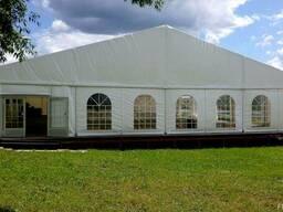 Аренда тентов мультифлекс, прокат шатров для фестивалей