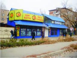 Аренда торгового павильона ул. буденного. восточный рынок