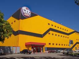 Аренда торговых площадей в ТЦ Сити-центр, 50-850 кв. м