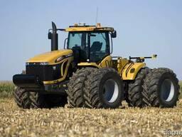 Аренда трактора вспашка дискование глубокорыхление