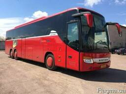 Аренда туристического автобуса Setra 416 класса Евро 5