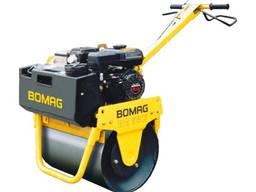 Аренда вибрационного катка Bomag BW 55 E Запорожье