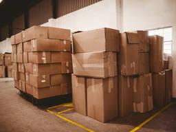 Снять склад для ответственного хранения вещей, паллет, мебели. Боксы, помещение по м2.