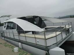 Аренда яхты для 20 гостей в г. Киев | Яхта-катамаран Fiesta