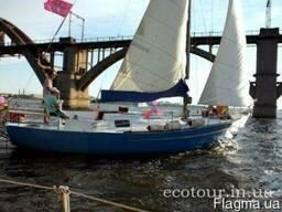 Аренда яхты в Днепропетровске
