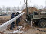Аренда Ямобура - Заказать Услуги Бура в Киеве - фото 7