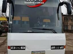 Аренда заказ автобусов 55 мест для пассажирских перевозок.