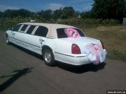 Аренда,заказ ,прокат лимузина