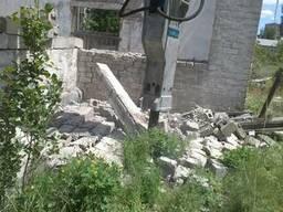 Здание под демонтаж, разборку