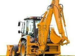 Арендую трактор-погрузчик, узкий ковш 30-60см-днепр
