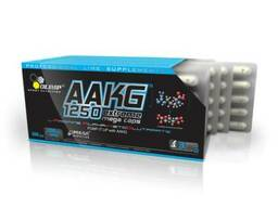 Аргинин Olimp AAKG 1250 Extreme Mega Caps 120 caps