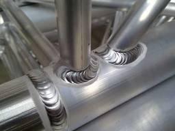 Аргонная сварка. Сварка алюминия, нержавеющей стали, чугуна