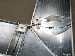Аргонная сварка металла и изделий из металла