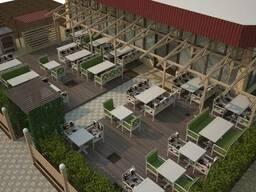 Архитектор проекты ресторанов , кафе