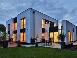 Архитектура. Проектирование частных домов , коттеджей и резиденций.