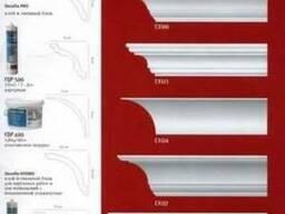 Архитектурный лепной декор Orac Axxent карнизы гладкие
