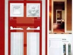 Архитектурный лепной декор Orac Axxent дверное обрамление