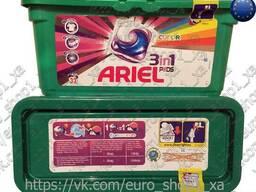 Ariel капсулы для стирки «3 в 1» (32 капсулы)