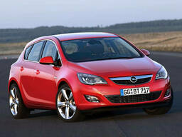 Арка для Opel Astra J