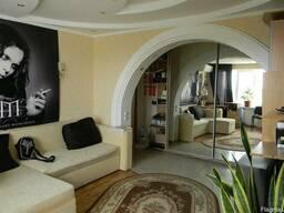 Арка в стиле модерн, резка арки в бетоне