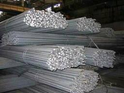 Арматура стальная строительная/запорная, мера и ндл 8 10...