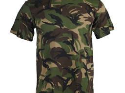 Армейские камуфляжные футболки (недорого)