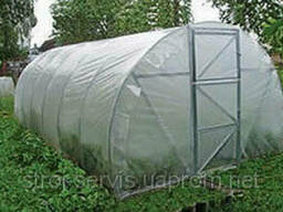 Каркас для теплицы под пленку 4х6х2,5 м.