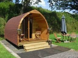 Арочный дом для дачи, кемпинга, базы отдыха