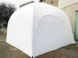Арочный шатер 4х4м