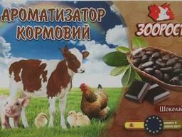 Ароматизатор кормов для животных и птиц .