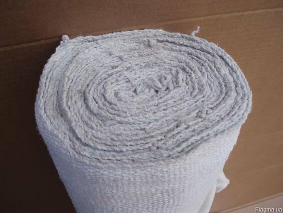 Ткань асбестовая 3 мм ширина 120 мм пог. м