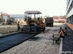 Асфальтирование и ремонт дорог