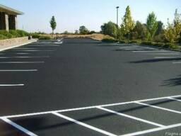 Асфальтирование парковок