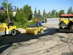 Асфальтирование и подсыпка дорог,укладка тротуарной плитки