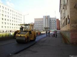 Асфальтирование и ремонт дорог в Одессе от 150 грн/м2