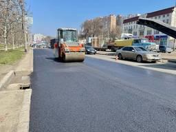 Асфальтирование, ремонт дорог, укладка асфальта асфальтные работы Одесса