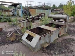 Асфальтний завод ДС-117, запчастини до ДС-117
