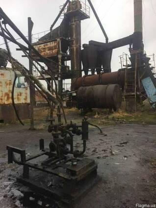 Асфальтный завод АБЗ ДС 158