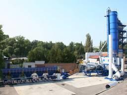 Асфальтосмесительная установка кдм-206