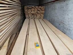 Ash boards edged dry 8% 50/30mm 3m AA/AB rade. Export.