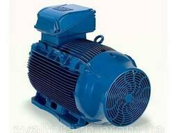 Асинхронный двигатель 1, 1 кВт 3000 об/мин на лапах
