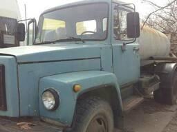 Ассенизатор ГАЗ 3307, вакуумная машина