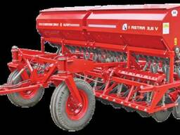 ASTRA 3,6V сеяка зернотуковоя прессовая(СЗП)