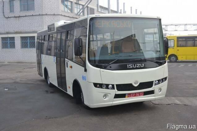 Городской автобусАтаман, Ataman А-092Н6, Isuzu Богдан