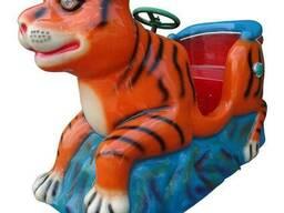 Аттракцион качалка Тигр