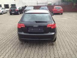 Audi A3 Sportback Разборка Дверь Бампер Крышка багажника Фон