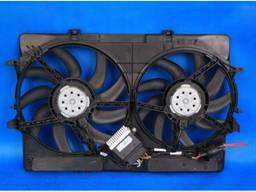 AUDI A6 C7 2.0 TDI вентилятор радіатора.