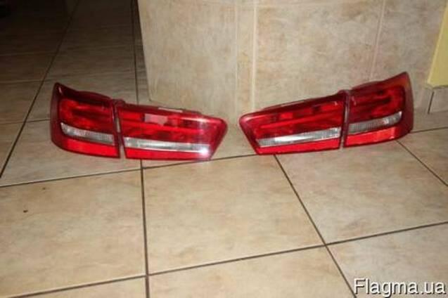 Audi A6 C7 2011-2016 р. Фонарь крышки багажника