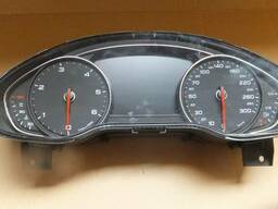 Audi A8 4H (ауди А8 4Н) Панель приборов 4H0920900K дизель